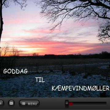 WEB-TV: Se Ådum-families gener ved kæmpe vindmøller