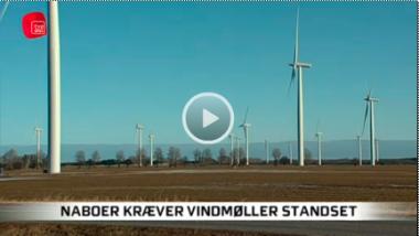 Lammefjorden: Naboer kræver vindmøller standset