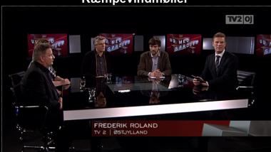 TV2 Østjylland: Debatprogram om kæmpevindmøller