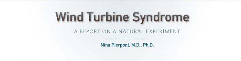windturbinesyndrome