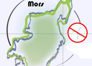 Morsø Kommune vedtager totalt vindmøllestop