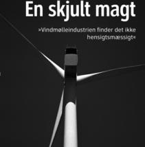 Pressemeddelelse: Ny bog dokumenterer vindmølleindustriens magtmisbrug
