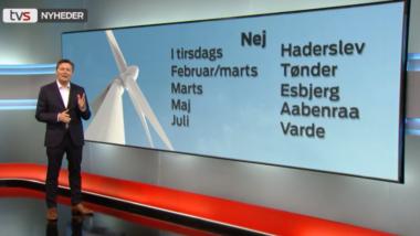 Kæmpe vindmølleprojekt nedstemt