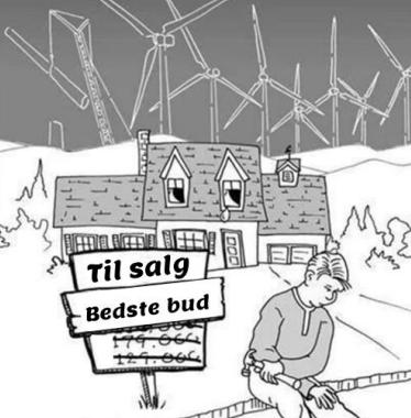 Under et slør af godhed – vindmøller har gjort mennesker fortræd